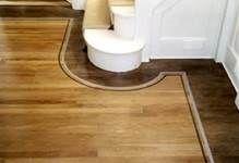 art deco flooring