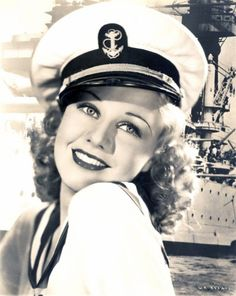 Miss Ginger Rogers.