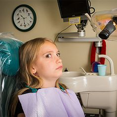 Sensory Struggles at the Dentist: New sights, sounds and sensations can pose challenges to children with developmental disabilities
