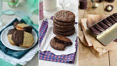Aki egyszer belekóstol a házi kekszek világába, tudja, milyen egyszerű saját készítésű kekszet sütni. Viszonylag gyorsan összeállítható a tésztája, könnyű elkészíteni, és pontosan tudjuk, hogy miből készült, így nyugodtabban adhatjuk a gyerekeknek is akár, ha valami édes rágcsára vágynak. Cake Cookies, Nutella, Sweets, Cakes, Food, Gummi Candy, Cake Makers, Candy, Kuchen