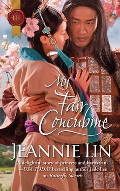 My Fair Concubine (Tang Dynasty, #3)   A historical romance that retells My Fair Lady