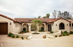 """Spanish Colonial or Ranch Style (c. 1600-1840) Around the same time as Mission architecture became prevalent, other Spanish settlers took what they could find and created the beginning of what would become the """"ranch-style"""" San Diego home."""