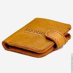 Купить БУМАЖНИК CLASSIX NUT - бумажник из кожи, бумажник мужской, бумажник кожаный, бумажник водителя