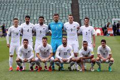 Nova Zelândia National Football Teams, Soccer, Sports, New Zealand, Hs Sports, Football, European Football, Sport, Soccer Ball