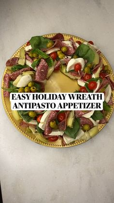 Yummy Appetizers, Appetizers For Party, Appetizer Recipes, Antipasto Platter, Cooking Recipes, Healthy Recipes, Christmas Snacks, Christmas Appetizers, Appetisers