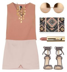 """""""Office Look"""" by kearalachelle ❤ liked on Polyvore featuring Topshop, Linda…"""