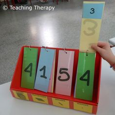Teaching Math, Maths, Calendar, Therapy, Holiday Decor, School, Frame, Blog, Picture Frame
