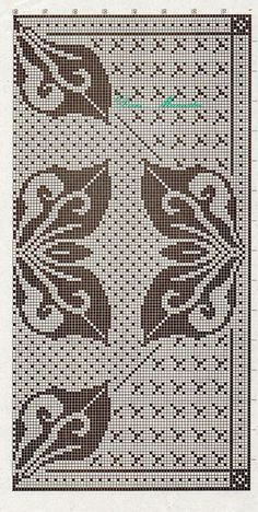 1 million+ Stunning Free Images to Use Anywhere Crochet Doily Patterns, Bead Loom Patterns, Crochet Motif, Crochet Designs, Crochet Doilies, Crochet Lace, Cross Stitch Designs, Cross Stitch Patterns, Crochet Carpet