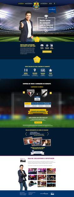 O Brasileirão vai começar com a bola toda no Amarelo Manga! Confira o site que desenvolvemos para o Le Club Accorhotels: