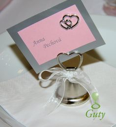 Click to close image, click und drag to move. Use ARROW keys for previous and next. Pink Wedding Decorations, Arrow Keys, Close Image, Place Cards, Place Card Holders