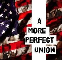 In Order to Form a More Perfect Union Clip Art