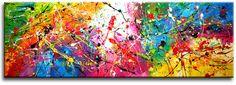 Schilderij Carnival | Schilderijen kopen bij Kunstvoorjou.nl