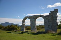 Burnum is a Roman Legionary camp located nearby the natural beauties of the Krka National park. The camp was erected at the turn of the new era at a strategically important position from which the …
