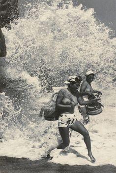 Yoshiyuki Iwase - 'THUNDERING SEA SPRAY', 1948