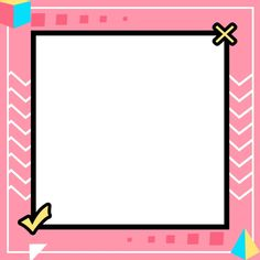 Cartoon Template, Instagram Frame Template, Iphone Wallpaper Vsco, Polaroid Frame, Printable Scrapbook Paper, Cartoon Logo, Hand Logo, Cute Backgrounds, Note Paper