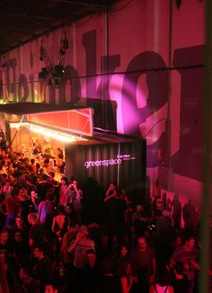Greenspace were called up to help design and build a permanent branded venue for beer brand Heineken in Valencia, Spain – an up-and-coming city in an emerging market. #experientialmarketing #experiential #brandactivation #branding #music #art #event #festival #film #valencia #spain #marketing #design #Heineken #beer