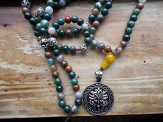 The Green Man by MagickAlive on Etsy, $65.00
