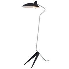 1stdibs   Modern Swedish Floor Lamp