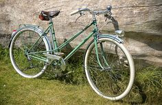 1955 Peugeot PL 45 Restored and cleaned up