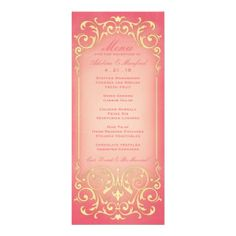 >>>Order          	Nouveau Victorian: Raspberry & Gold Wedding Menu Announcement           	Nouveau Victorian: Raspberry & Gold Wedding Menu Announcement This site is will advise you where to buyThis Deals          	Nouveau Victorian: Raspberry & Gold Wedding Menu Announcement lowe...Cleck Hot Deals >>> http://www.zazzle.com/nouveau_victorian_raspberry_gold_wedding_menu_invitation-161724465216614503?rf=238627982471231924&zbar=1&tc=terrest