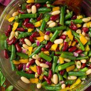 Three Bean Salad | Cooking Classy