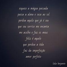 #amor #instafrases #instafrase #amar #frasesdodia #amo #instalove #instalovers #literatura #leitura #poesias #poemas #poesia #poema #instapoesia #instapoema #instalivros #amoler #palavras #sinto #sentir #sentimento #vida #perdoar #sorriso #perfeito #imperfeição #alma #sol #seca