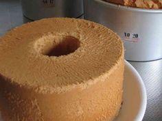 基本*プレーンシフォンケーキの画像