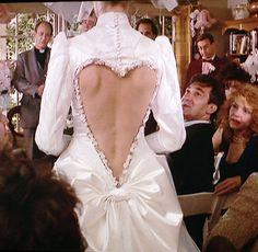 My Stepmother is an Alien. Celeste's wedding dress