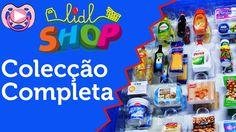 Miniaturas Lidl Shop - A colecção completa