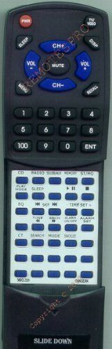 SANGEAN Replacement Remote Control for 389QL02A, RCP5, WR3 by Redi-Remote. $20.80. This is a custom built replacement remote made by Redi Remote for the SANGEAN remote control number 389QL02A. *This is NOT an original  remote control. It is a custom replacement remote made by Redi-Remote*  This remote control is specifically designed to be compatible with the following models of SANGEAN units:   389QL02A, RCP5, WR3  *If you have any concerns with the remote after pur...