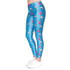 95e78bf355bd5 Unicorn Leggings | Fitness Leggings | Workout leggings, Unicorn ...