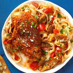Italian chicken chardonnay recipe in 2019 chicken recipes Slow Cooked Meals, Slow Cooker Recipes, Cooking Recipes, Crockpot Recipes, Pasta Recipes, Diet Recipes, Chicken Chardonnay Recipe, Italian Chicken Recipes, Heart Healthy Recipes