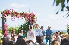 Mexico destination wedding | Photos by Cana Family | 100 Layer Cake