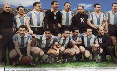 RACING (ARGENTINA) 1951