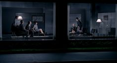 An Architectural Analysis of the Film, Playtime(1967), directed by and   starringJacques Tati.