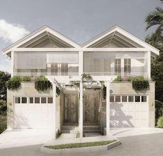 My Dream Home, Garage Doors, Interior Design, Architecture, Outdoor Decor, House, Home Decor, Nest Design, Arquitetura