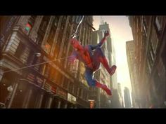 The Amazing Spider-Man Video Game Launch Trailer [HD]