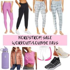 Nordstrom Anniversary sale workout favorites! I have a lot of these on my Nordstrom wishlist and hopefully they're not sold out by the time I get to shop! Even if you aren't able to shop the sale yet, Add these items to your wishlist because I know these will go quickly! #sale #nsale #nordstromsale #affiliatelink Fashion Today, 80s Fashion, Korean Fashion, Spring Fashion, Vintage Fashion, Fashion Tips, Nordstrom Sale, Nordstrom Anniversary Sale, Kimono Fashion