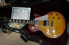 Gibson Murphy Aged Jimmy Page Les Paul
