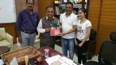 "It was honour to meet with ""Divisional Commissioner"" of Nagpur . Thank you for his Great motivation and Guidance to team of ""Vidarbha Cine Artist association""  and Best wishes for Upcoming Award Function 'VIFA"" on 22nd October 2016 . A chance to mingle with the judges and experts and leaders in digital and traditional media. These might be an opportunities for artist and sponsors to get branding and show their talent in-front of many in future and present time also. Where we are going to…"