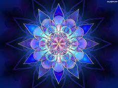 Znalezione obrazy dla zapytania abstrakcja blue
