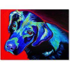 Trademark Fine Art Canyon Canvas Art by DawgArt, Size: 35 x 47, Multicolor