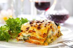 Einfach, lecker und ganz ohne Fleisch: Die Kürbislasagne ist eines der schönsten Rezepte für das beliebte Herbstgemüse.
