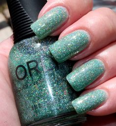 Orly Sparkling Garbage (yes that's what it's really called!) -NBW