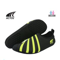 BALLOP Skin Shoe  Fitness Plates Indoor Travel Water Play Sport Aqua Yoga Green #BALLOP #SkinAquaShoes