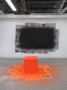 Contra mundum (2010), by Daniel du Bern
