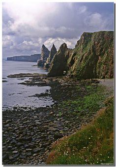 John O'Groats Cliffs, Scotland