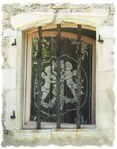 French window  //via Diane Lewis