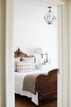 ornate bedframe