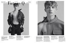 Future Q (HERO Magazine)